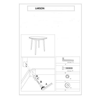 Masa living SL Larson1