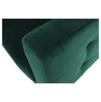 Fotoliu tapitat cadru lemn MEDLIN16