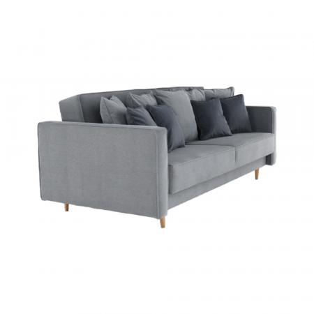 Canapea extensibila cu spatiu depozitare NIDO [6]