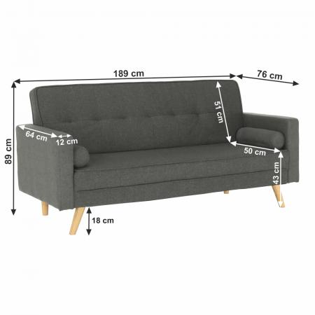 Canapea extensibila OTISA [1]
