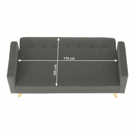 Canapea extensibila OTISA [17]
