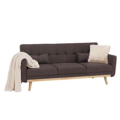 Canapea extensibila cadru lemn ARKADIA6