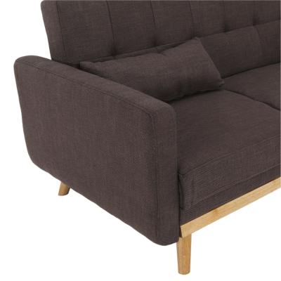 Canapea extensibila cadru lemn ARKADIA7