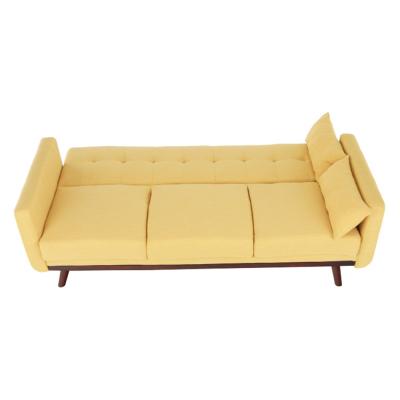 Canapea extensibila cadru lemn ARKADIA13