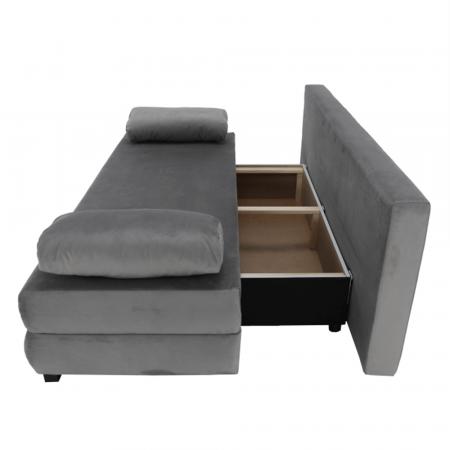 Canapea extensibila cu spatiu depozitare CLIV [7]