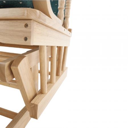 Fotoliu balansoar lemn RELAX GLIDER2