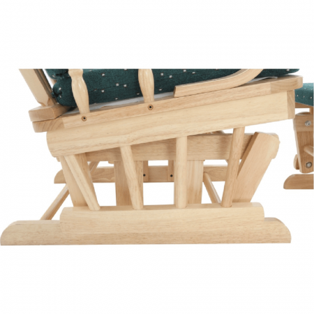 Fotoliu balansoar lemn RELAX GLIDER3