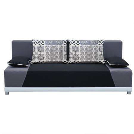 Canapea extensibila cu perne ROKAR0