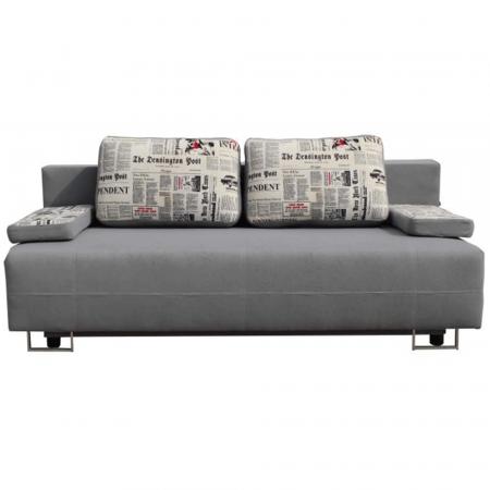 Canapea extensibila cu spatiu depozitare ELIZE2