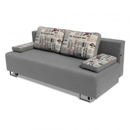 Canapea extensibila cu spatiu depozitare ELIZE0