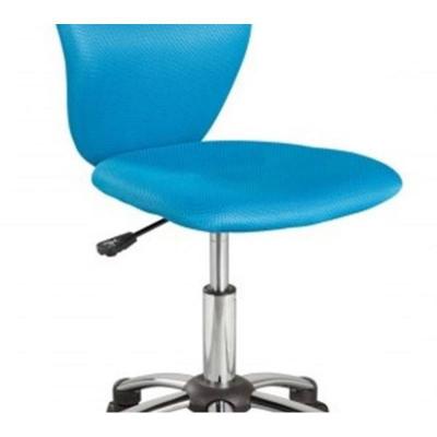 Scaun birou copii SL Q037 albastru2