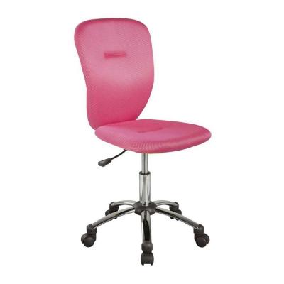 Scaun birou copii SL Q037 roz0