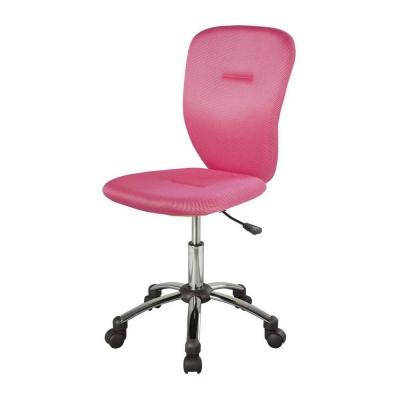 Scaun birou copii SL Q037 roz1