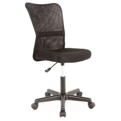 Scaun birou copii mesh SL Q121 negru1