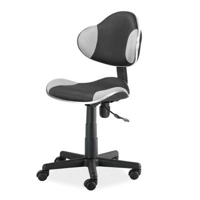 Scaun birou copii mesh SL QG2 gri - negru0