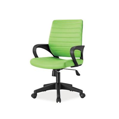 Scaun birou SL Q051 verde1