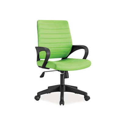 Scaun birou SL Q051 verde0