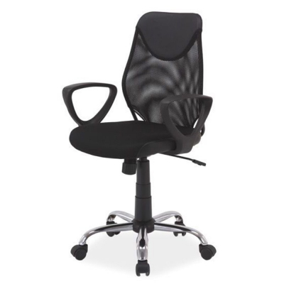 Scaun birou mesh SL Q146 negru0