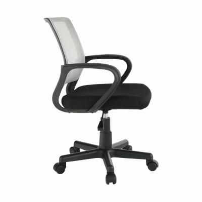 Scaun de birou rotativ tapitat ADRA [1]