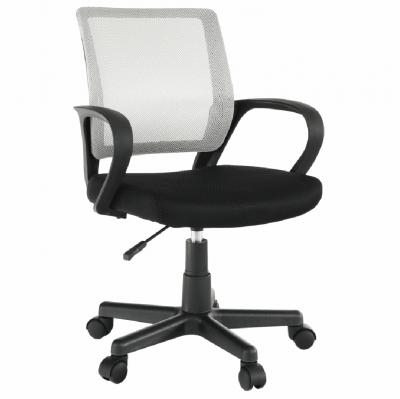 Scaun de birou rotativ tapitat ADRA [0]
