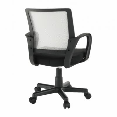 Scaun de birou rotativ tapitat ADRA [2]