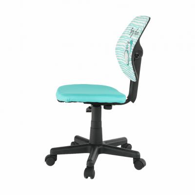 Scaun de birou rotativ tapitat BLUES1