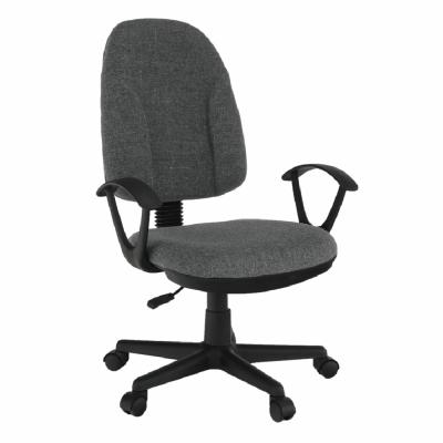 Scaun de birou tapitat rotativ DEVRI [0]