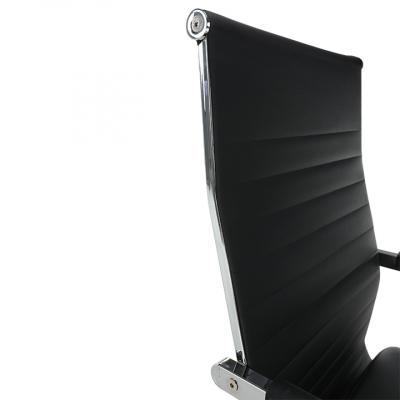 Scaun de birou rotativ tapitat FARAN3