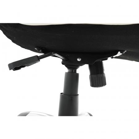Scaun de birou rotativ tapitat AFRA [4]