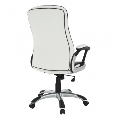 Scaun de birou rotativ tapitat AFRA [5]