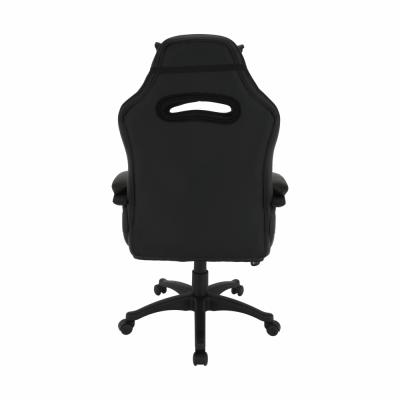 Scaun de gaming rotativ tapitat AGENA1