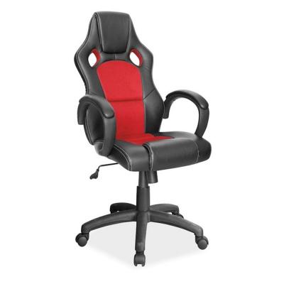 Scaun gaming SL Q103 negru - rosu
