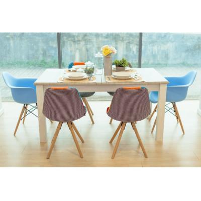 Scaun de dining din plastic DAMEN NEW23