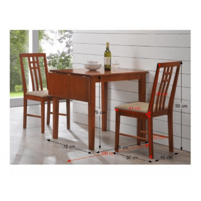 Set dining SILAS1