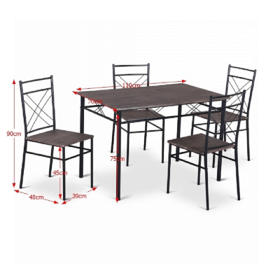 Set dining RAMET [2]