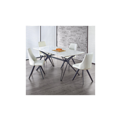 Set masa HM Pascal plus 4 scaune HM K2060