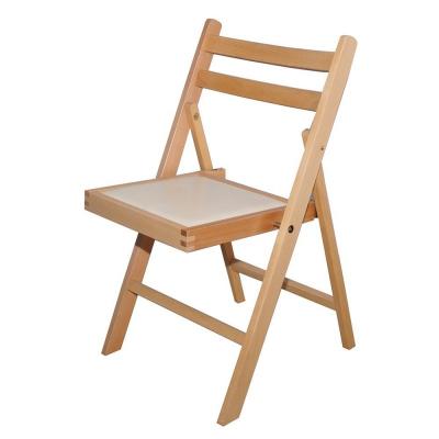 Set masa plianta cu usa si sertar cu 6 scaune Fag4