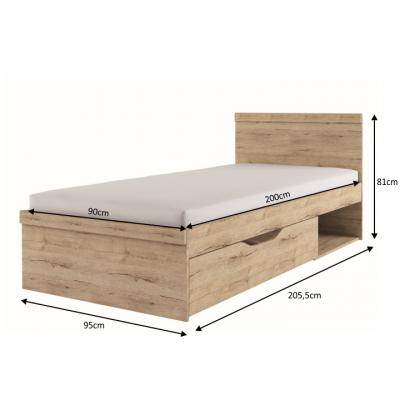 Ansamblu mobilier dormitor ORESTES11