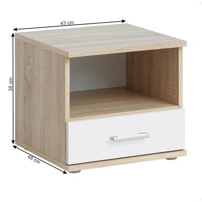 Ansamblu mobilier dormitor EMIO13