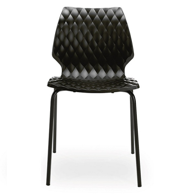 Set terasa outdoor masa CARDIFF OAK 70x70 cu scaune UNI 5504