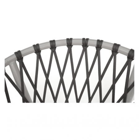 Fotoliu metal tesatura SIRMA10