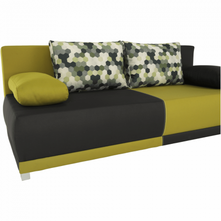 Canapea extensibila cu perne SPIKER [11]