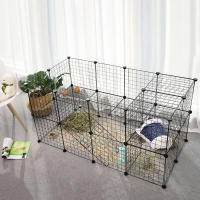 Teren de joacă pentru animale mici LPI02H2