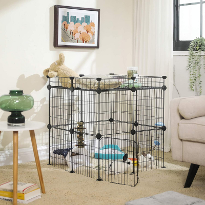 Teren de joacă pentru animale mici LPI03H [3]