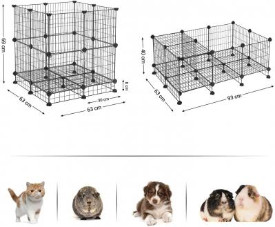 Teren de joacă pentru animale mici LPI03H [1]