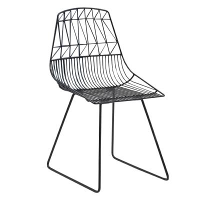 Set de gradina masa 2 scaune negru SAHIR [2]