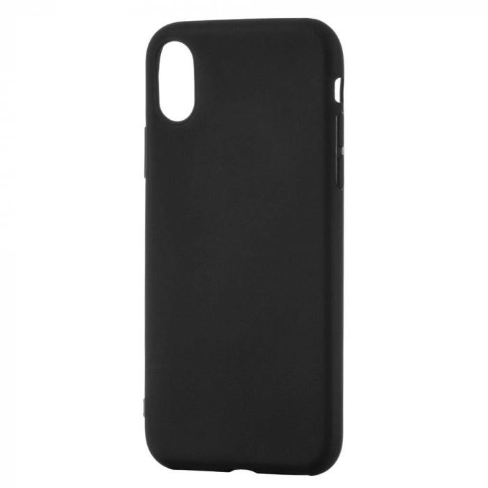 Husa  Samsung Galaxy A20E  Silicon Matte TPU Extra Slim – negru [0]