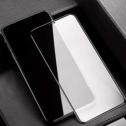 Folie Sticla Securizata Full Glue iPhone 11 - margini negre [2]