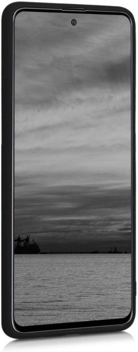 Husa Samsung Galaxy A51 Silicon Matte TPU Extra Slim – negru [2]