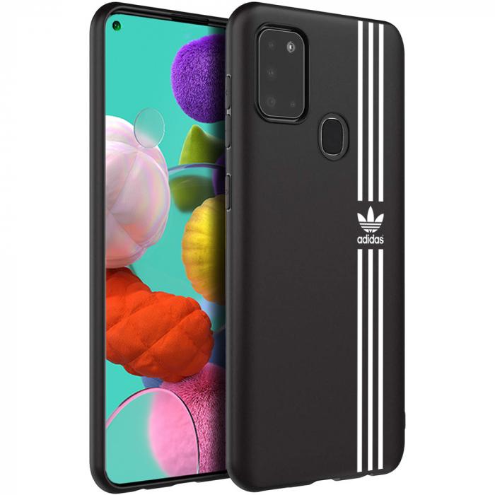Husa Samsung Galaxy A21S - Silicon Matte TPU Adidas [0]